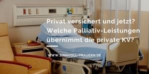 Privatversichert und jetzt_